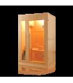 Sauna vapor ZEN 2 personas 4,5 kW