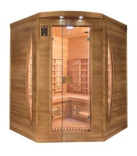 Sauna infrarrojos SPECTRA 3 personas