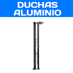 Duchas Solares Aluminio